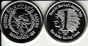 Silver Proof Tokens